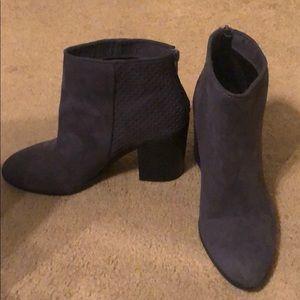 "American Eagle ""stina stina""boots- charcoal gray"